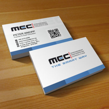 namecard design and print