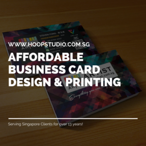 singapore affordable business card printing